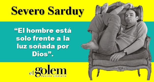 Poemas, poesía de Severo Sarduy