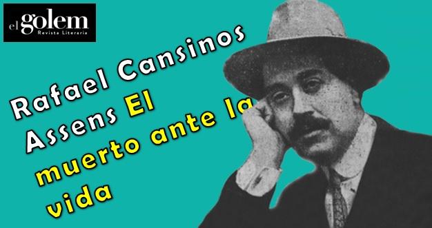 Poema de Rafael Cansinos Assens
