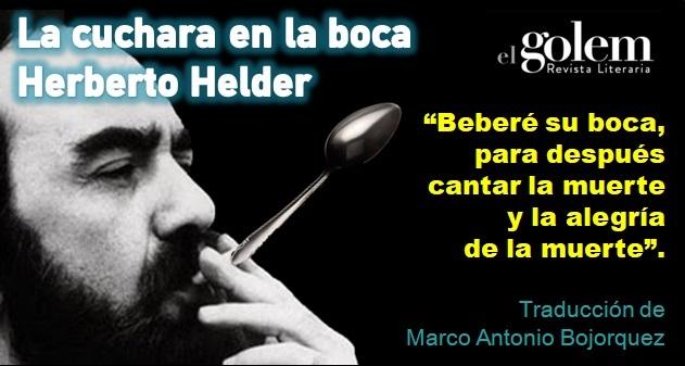 Poemas, poesía. Herberto Helder.