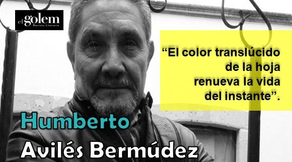 Poesía de Nicaragua: Humberto Avilés Bermúdez