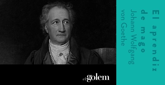 Poema de Johann Wolfgang von Goethe (traducción de Rafael Cansinos Asséns)