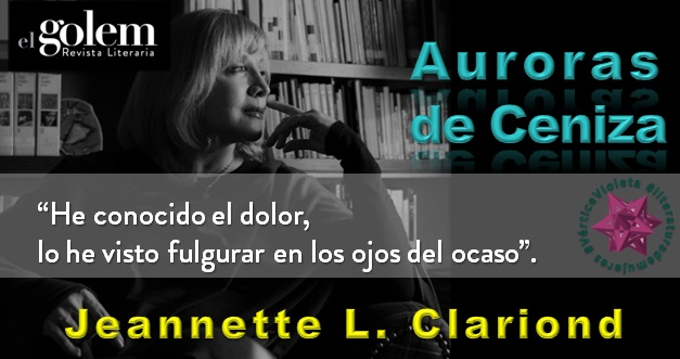 Poemas, poesía. Jeannette L. Clariond