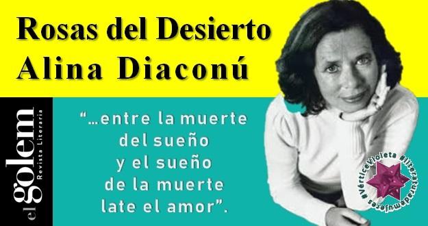 Poemas de Alina Diaconú