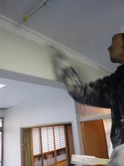 クロス塗り替え 熊本のお家です。