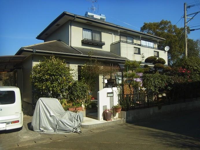熊本県K様邸BEFORE