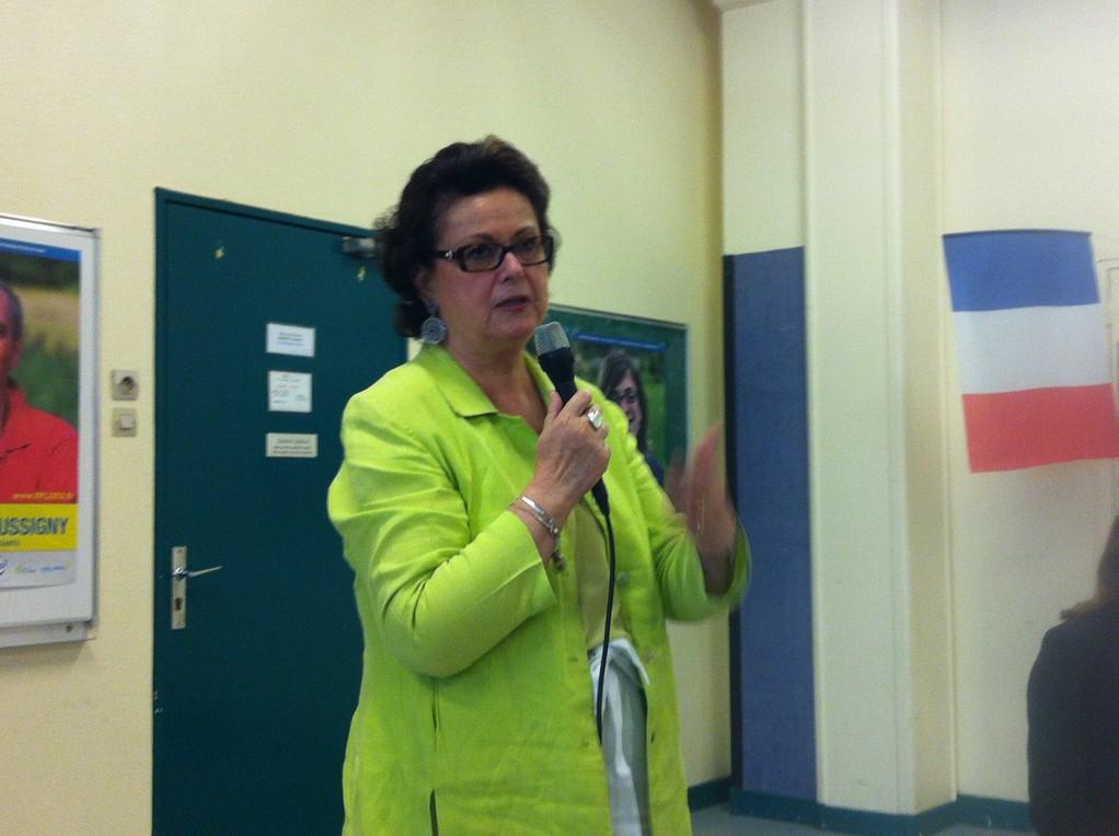 Christine Boutin, Présidente du PCD