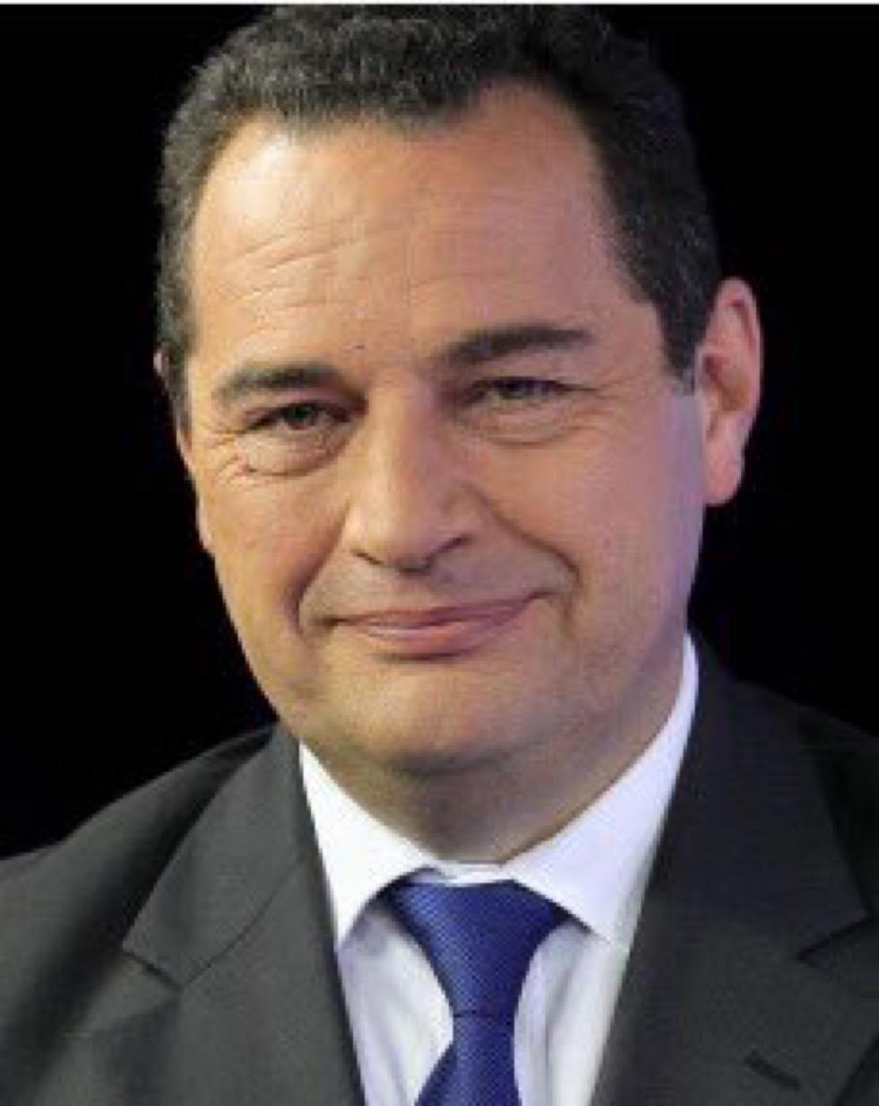 Jean-Frédéric POISSON - Président du Parti Chrétien-Démocrate