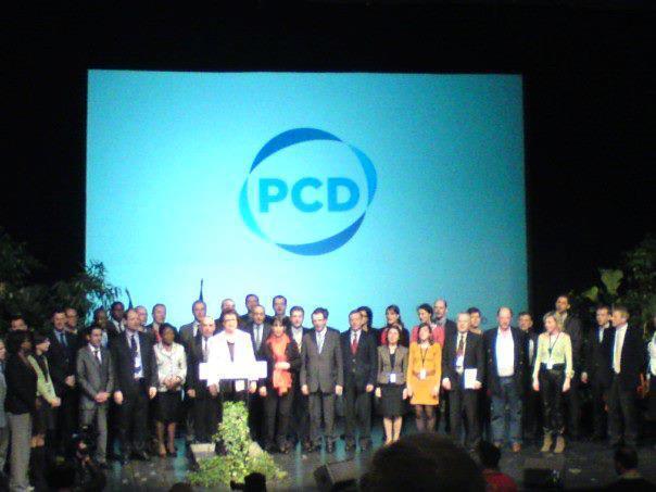 Les premiers candidats aux législatives du PCD en 2012