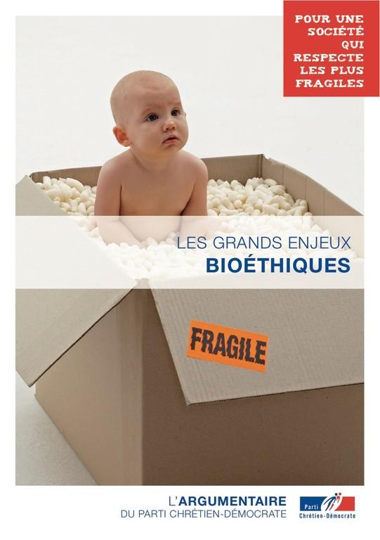 Argumentaire 10 - Bioéthique - Les grands enjeux