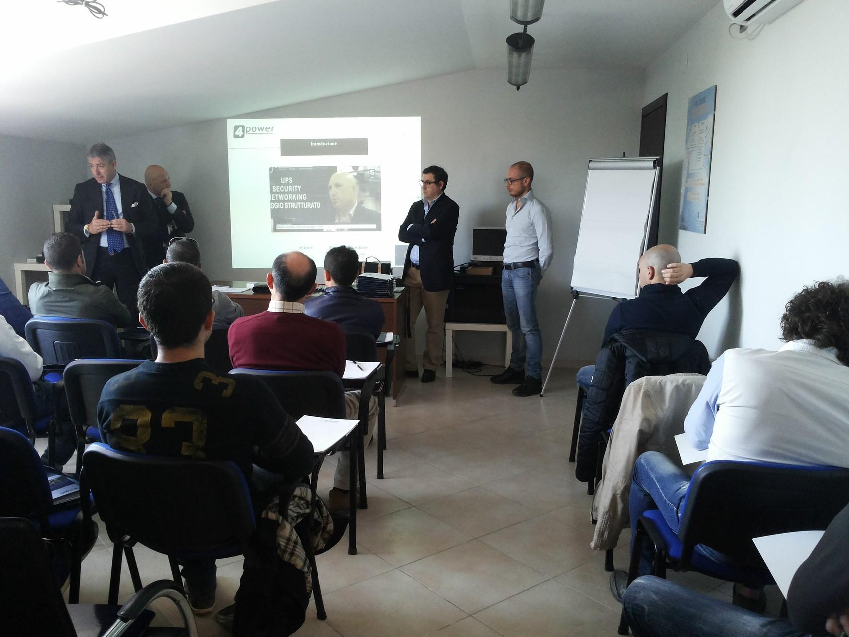 Corso Fibra Ottica 05-2014 4Power