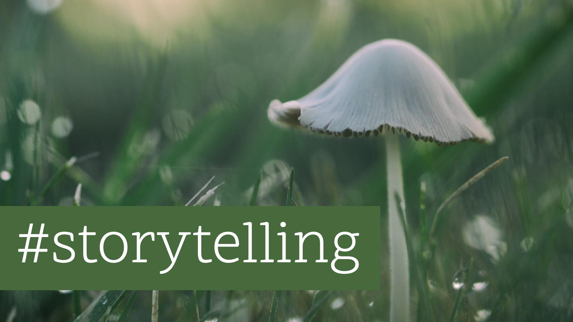 Storytelling: alte Technik, neue Wege