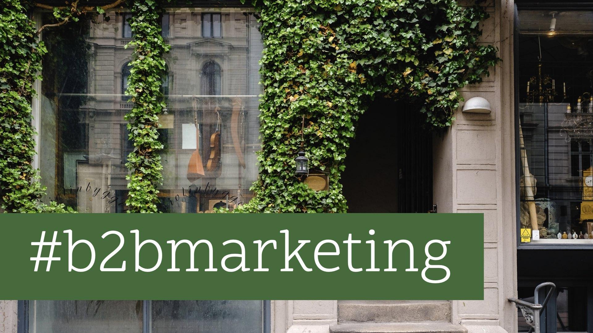 B2B- vs. B2C-Marketing: Wie gross sind die Unterschiede wirklich?