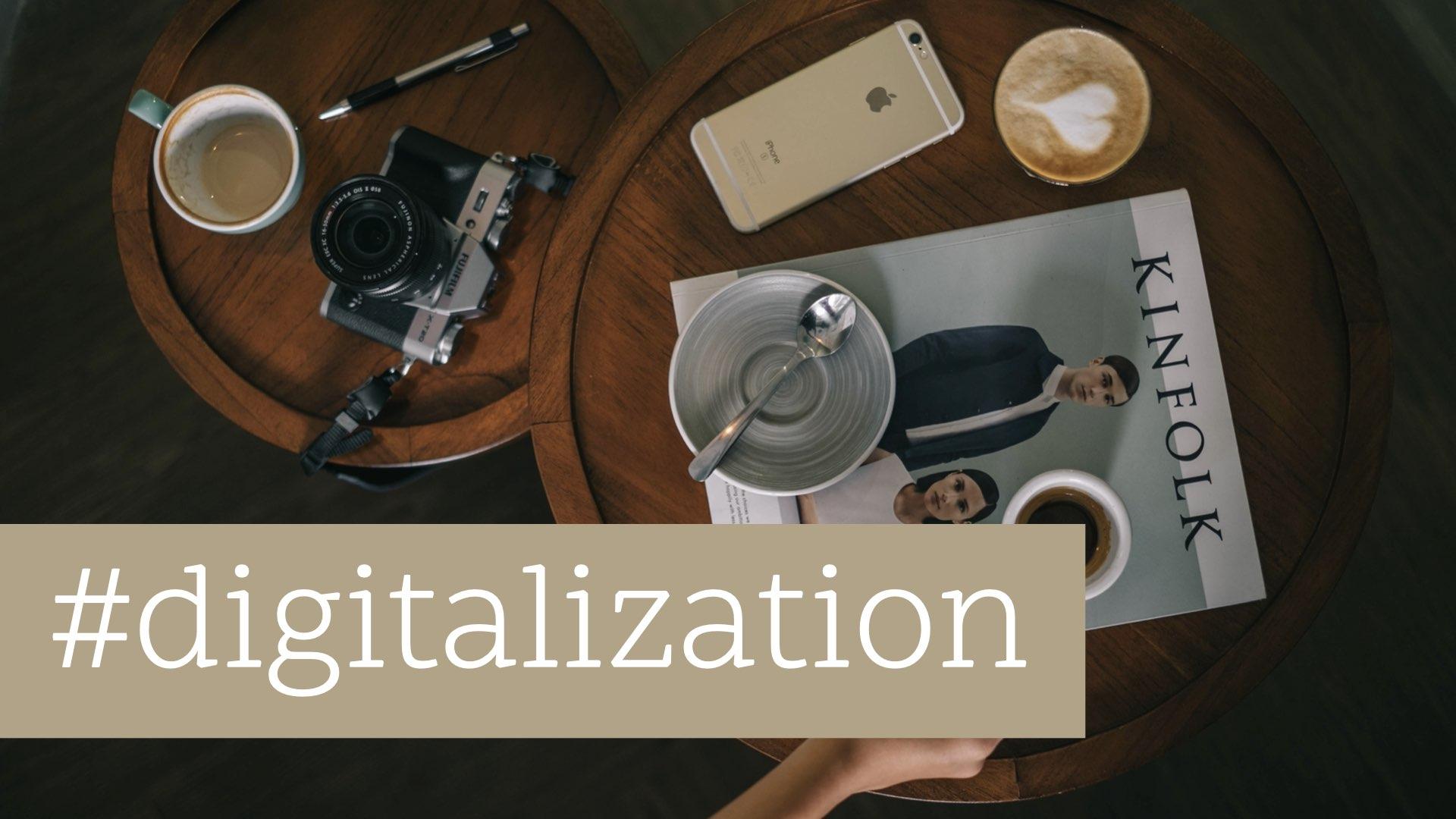 Die Digitalisierung der Lebenswelt