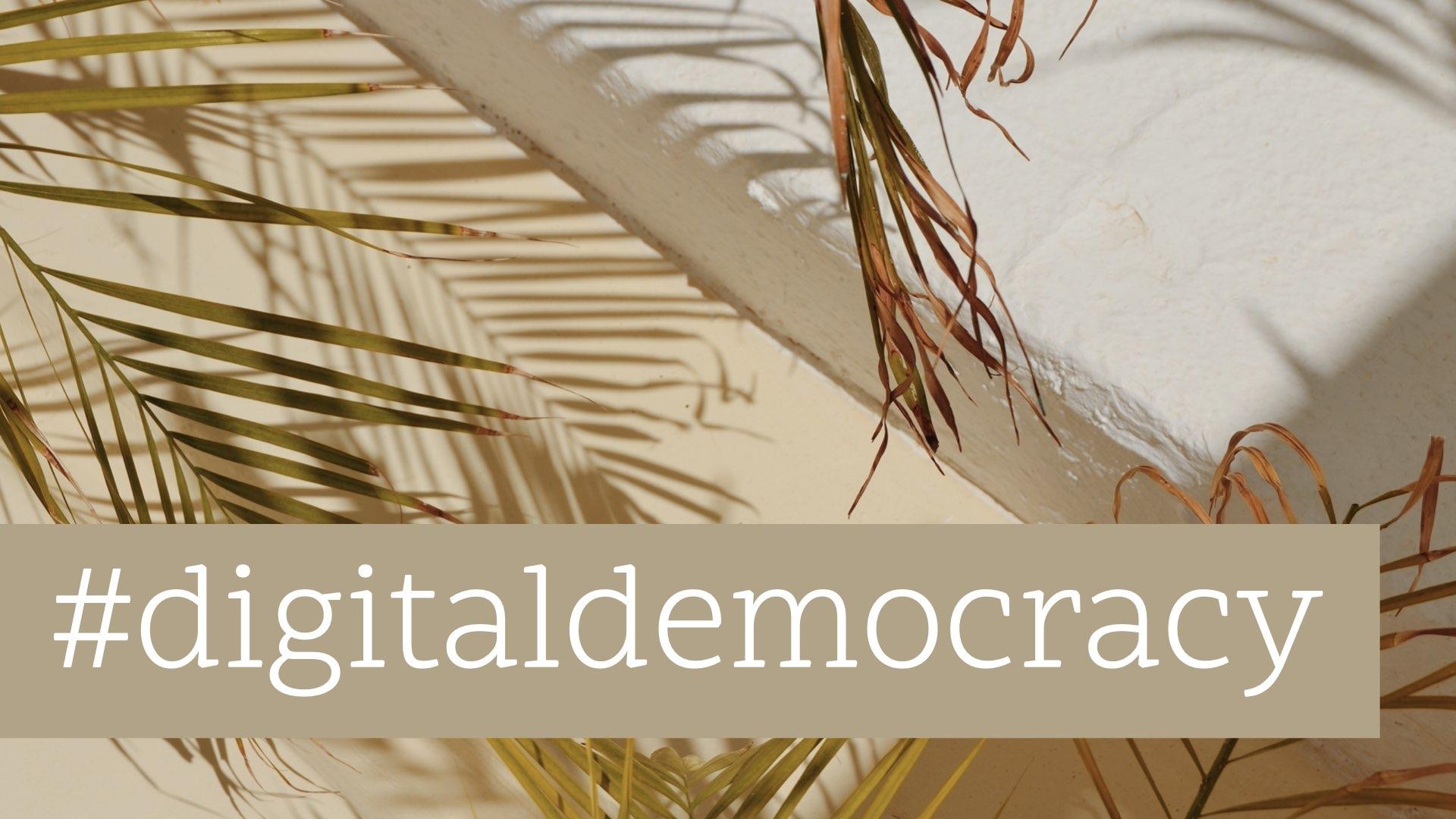 Die Schweiz: Eine digitale Demokratie?
