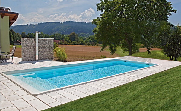 GFK Schwimmbecken Fertigbecken - private Swimmingpools kaufen vom ...