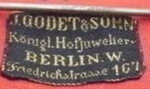 Godet & Sohn Berlin Variante