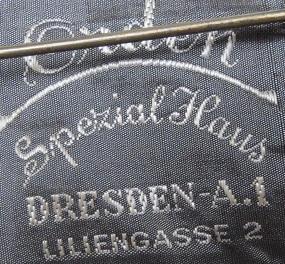 Orden Spezialhaus Dresden