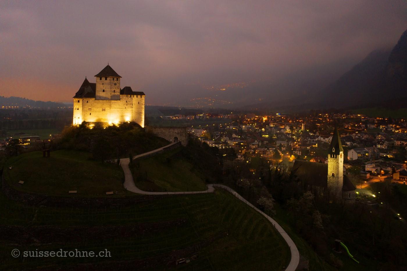 Burg Gutenberg Balzers