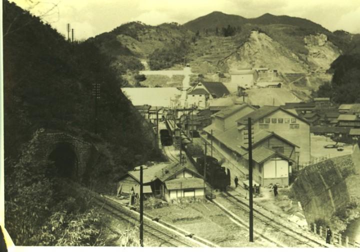 出荷風景(昭和30年代)