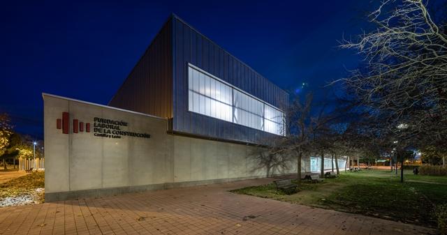 Nuevo Centro de Formación y Sede de la Fundación Laboral de la Construcción en Castilla y León, Valladolid
