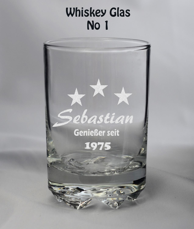 Whiskyglas sandstrahltechnik