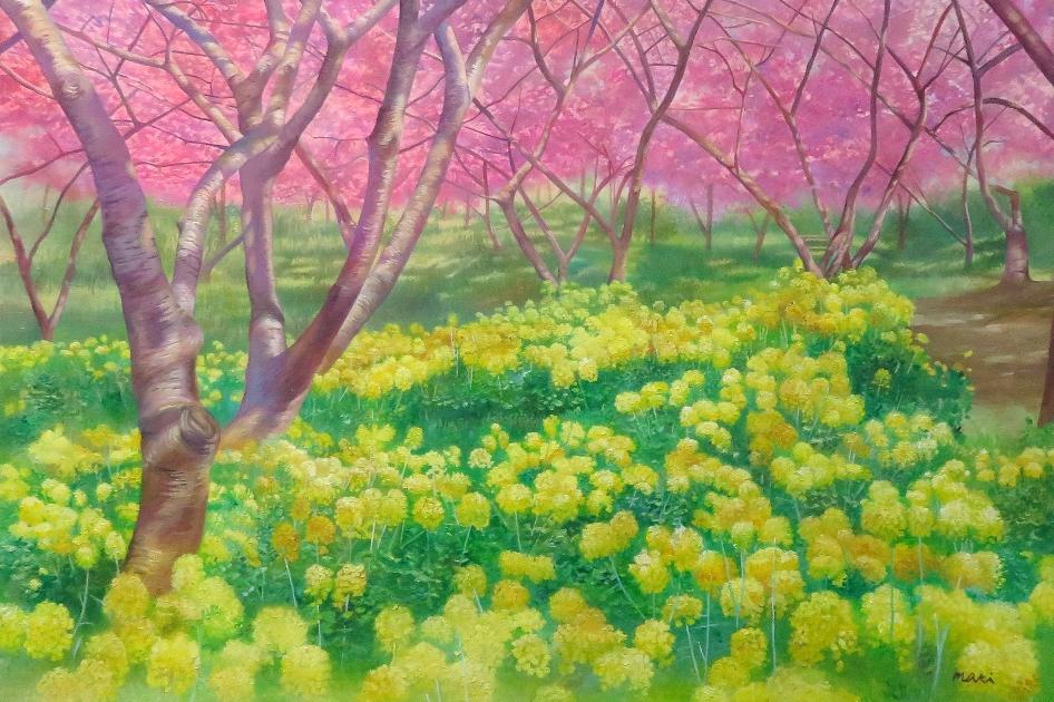 春よ、桜よ M30