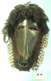 Mask after treatment
