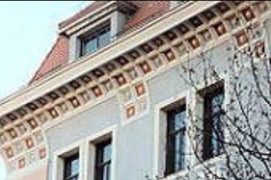 Dachfries vom Feinsten von Wörle Maler München