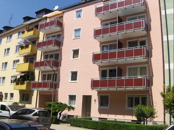 Balkonsanierung in München-Sendling