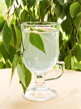 Березовый сок при сахарном диабете 2 типа