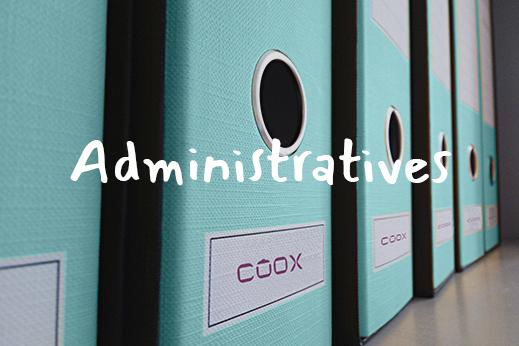 Übersicht Administrative Fragen