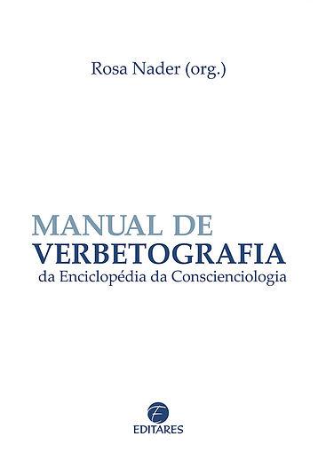 Manual da Verbetografia