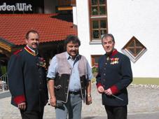 Achims Hitparde  Juli 2004 MDR mit dem singenden Wirt Stefan Dietl