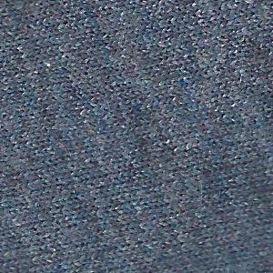 blau meliert
