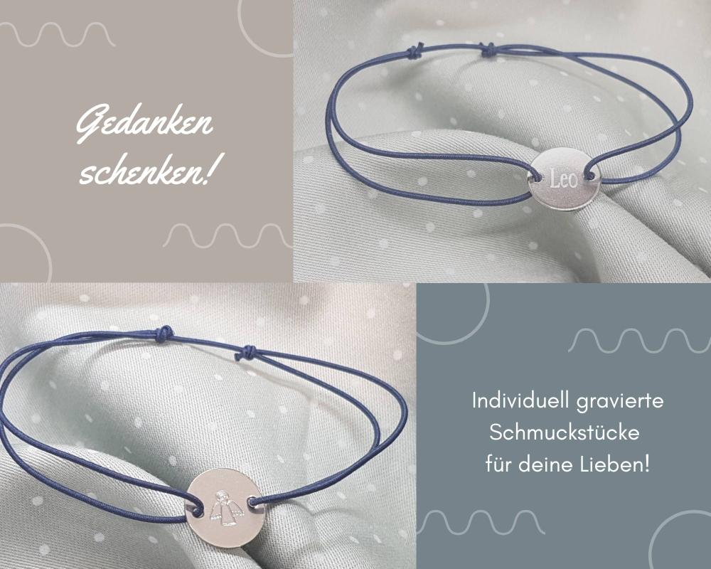 Gravierte Schmuckstücke/Engraved Jewellery