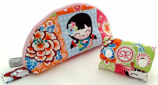 Taschenset für Handtasche