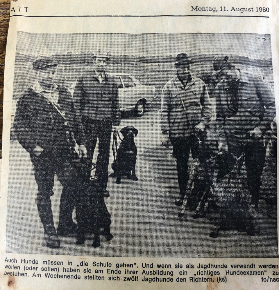 Heute vor 40 Jahren im Osterholzer Kreisblatt...