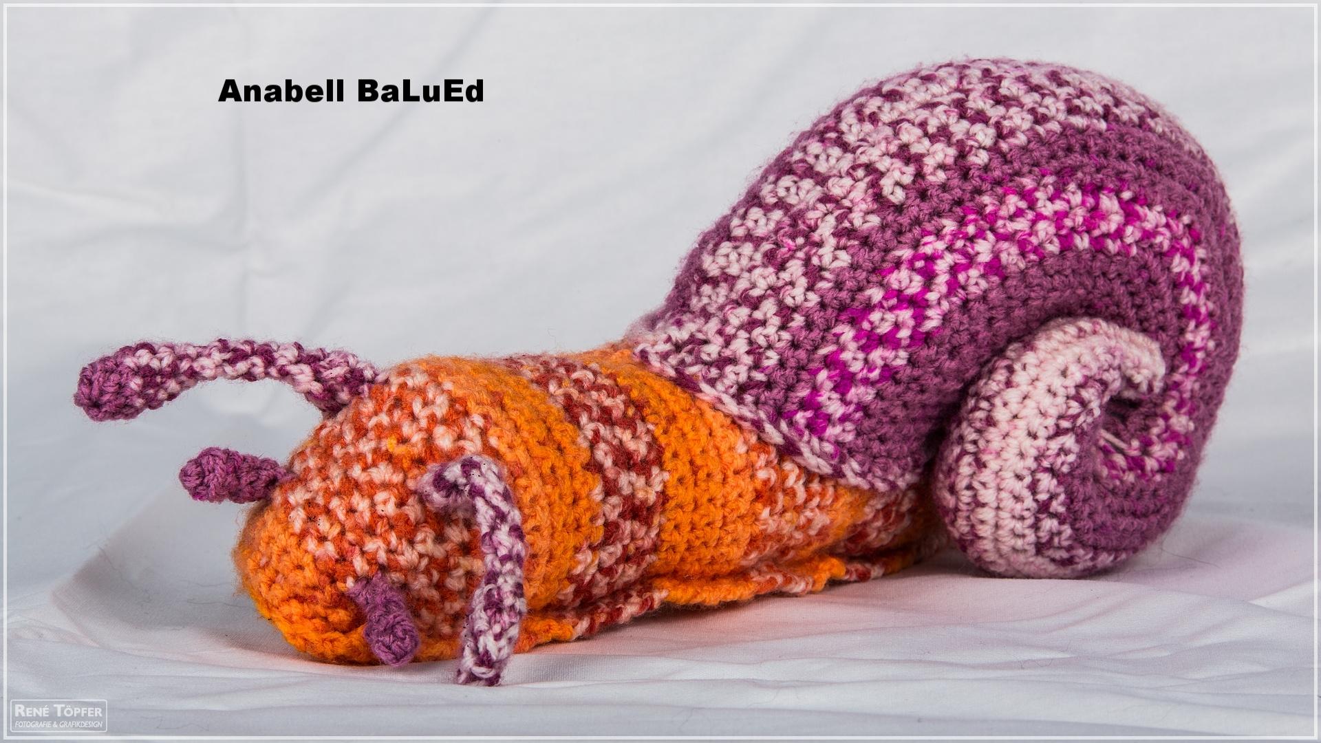 Schnecke: Anabell BaLuEd / Artikel-Nr. 3020.000