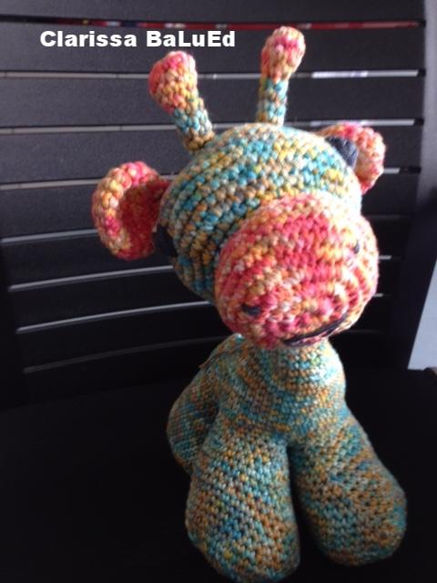 Giraffe: Clarissa BaLuEd / Artikel-Nr. 3003.100