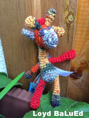 Giraffe: Loyd BaLuEd / Artikel-Nr. 3017.000