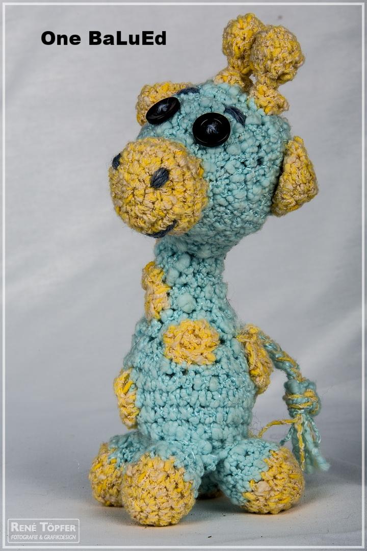 Giraffe: One BaLuEd / Artikel-Nr. 3038.000