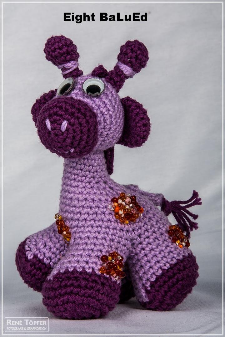 Giraffe:  Eigth BaLuEd / Artikel-Nr. 3021.001