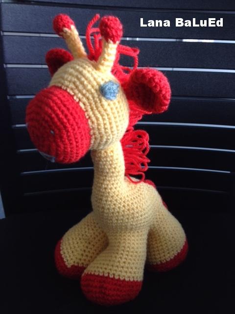 Giraffe: Lana BaLuEd / Artikel-Nr. 3003.000