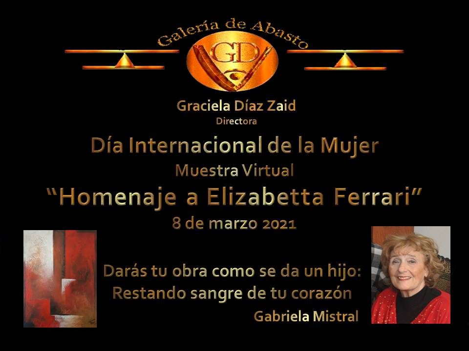 Homenaje Dia Internacional de la Mujer