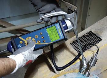 Ultraschallmessgerät zur Leckageortung Ultraprobe 9000