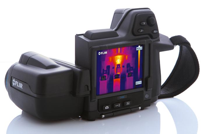 Flir T420: Wärmebildkamera für hohe Ansprüche