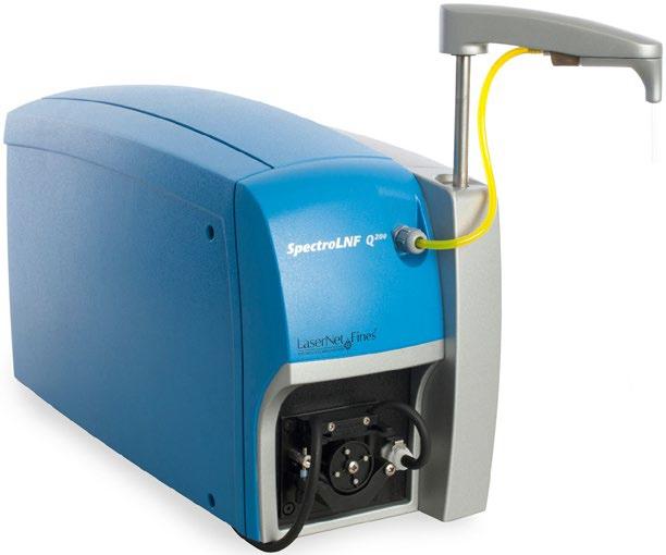 Spectro LNF Q200: Labor-Partikelzähler für Schmierstoffanalysen