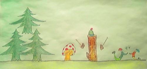 森の小人シャルルの旅の画像