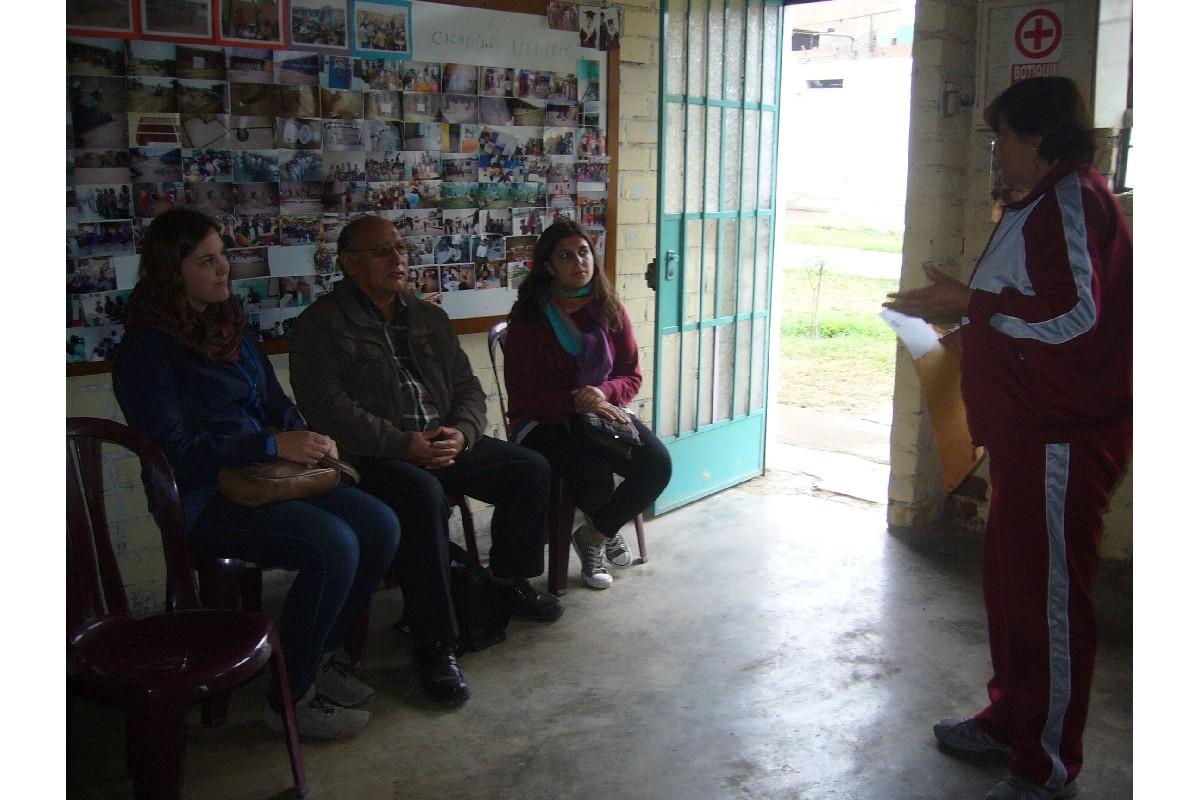 La directrice Irma Rojas Santillán nous exprime ses attentes