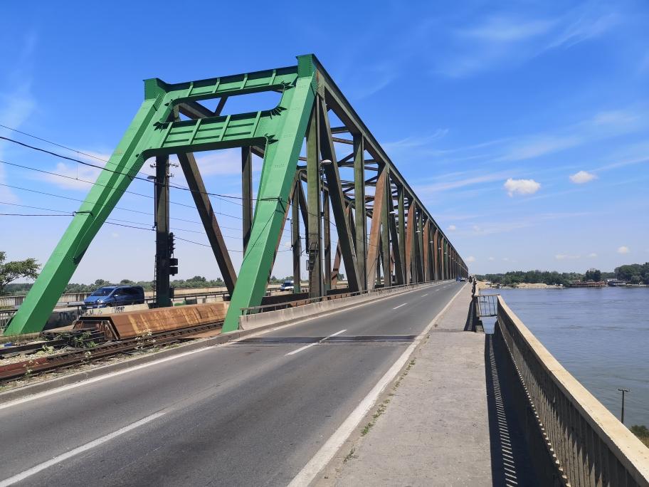 Der Weg raus aus Belgrad war alles andere als easy